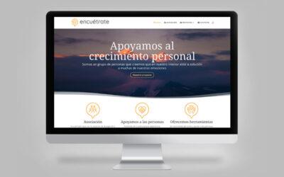 Página WEB divulgativa ENCUÉNTRATE
